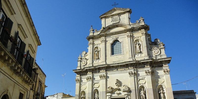 Alcantarine Church