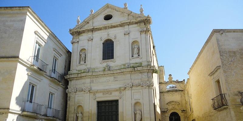 Kirche Sant'Anna
