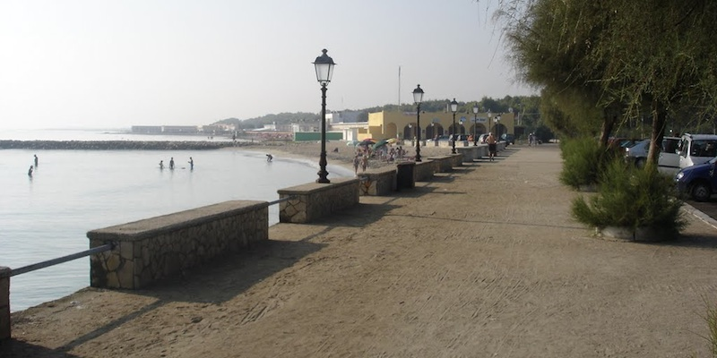 Beaches of San Cataldo
