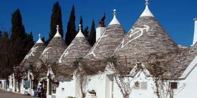 Alberobello and Ostuni Tour