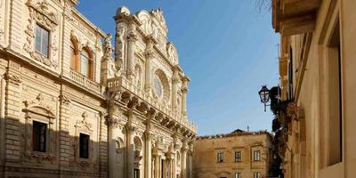 Discover Lecce 2-Hour Guided Walking Tour