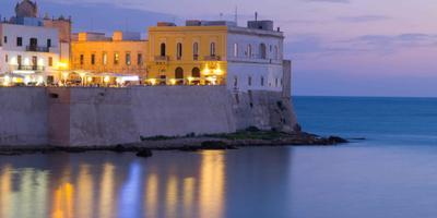 Discovering history and cooking: Galatina, Gallipoli