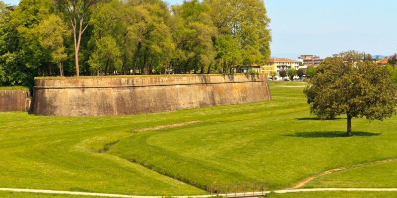 Walls Park & City Gates