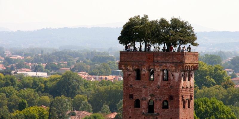 Palace and Tower Guinigi