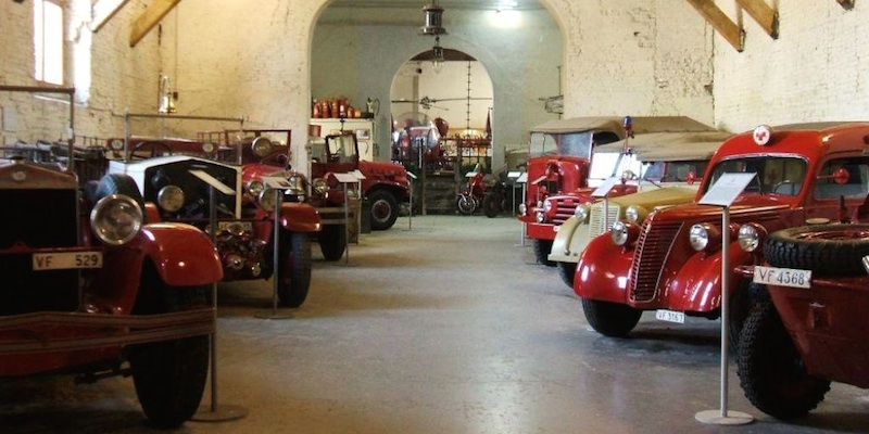 Historical Museum of the National Fire Brigade Body