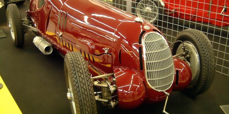 Tazio Nuvolari Museum