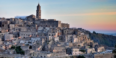 Guide of Matera