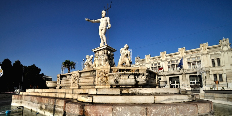 Historical Fountains of Messina