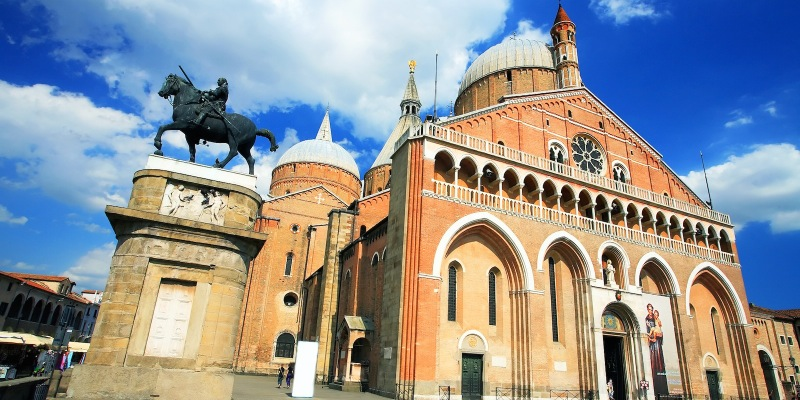 Attractions in Padua