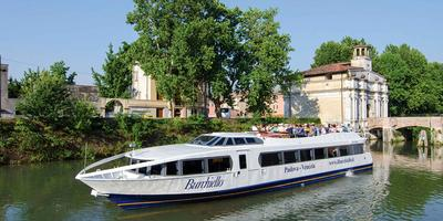 Padua to Venice Boat Cruise of the Brenta Riviera