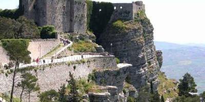 Erice and Marsala Full-Day Tour with Wine and Pastry Tasting