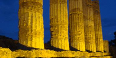 Palermo to Syracuse: Private Transfer & Agrigento Tour