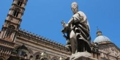 Palermo Walking Tour, Palatine Chapel Ticket, and Lunch