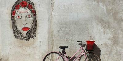 Street Art Bike Tour in Palermo