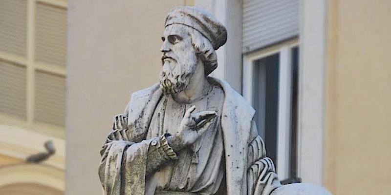 Parmigianino Monument