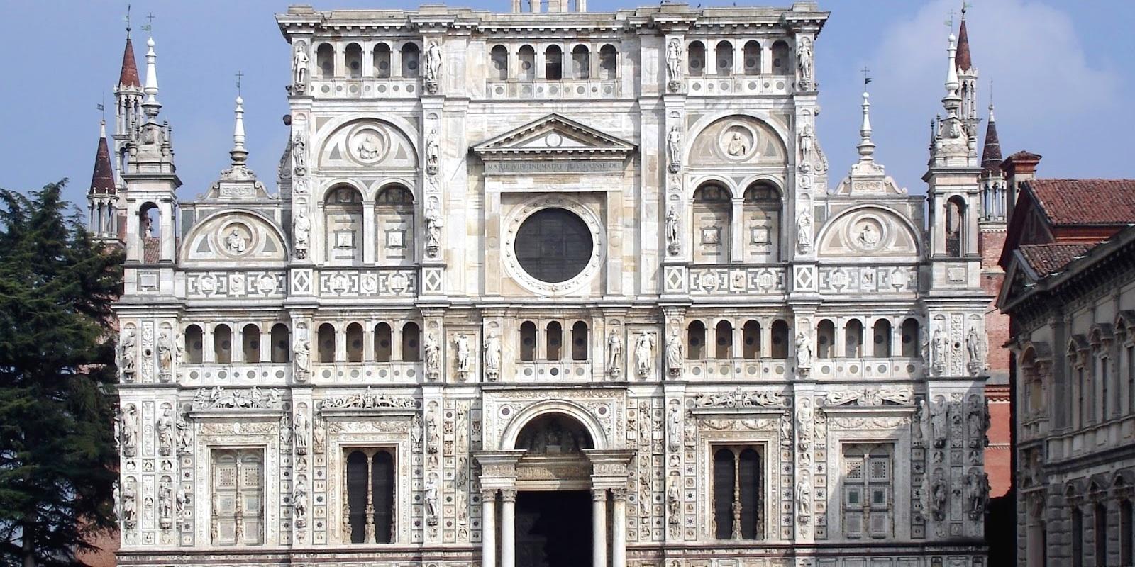Pavia's guide