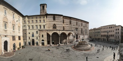 Must see attractions in Perugia