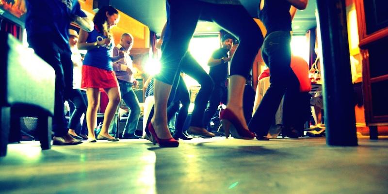 Dancing in Perugia