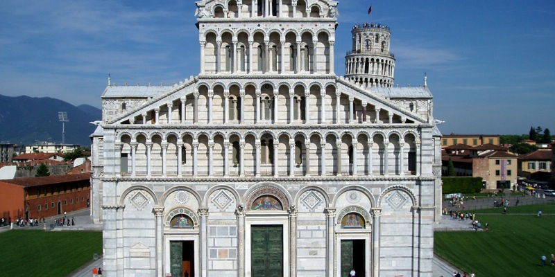 Cathedral of Pisa - Cathedral of Santa Maria
