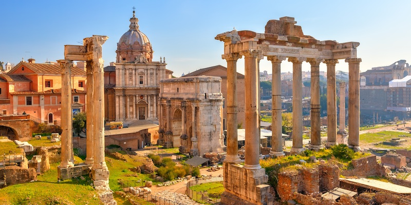 Top 20 must see places in Rome