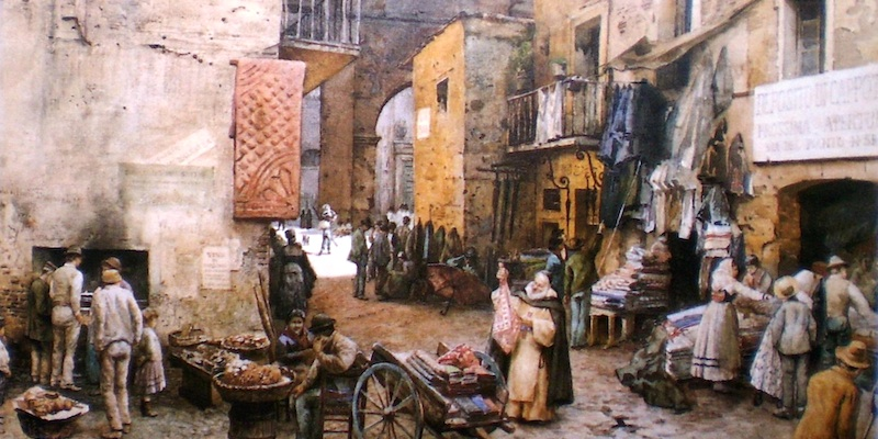 Ancient Jewish Ghetto