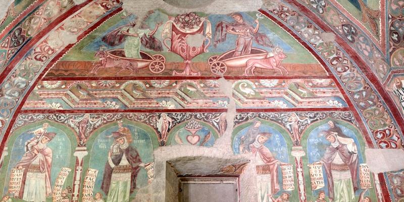 Aula Gotica Santi Quattro Coronati