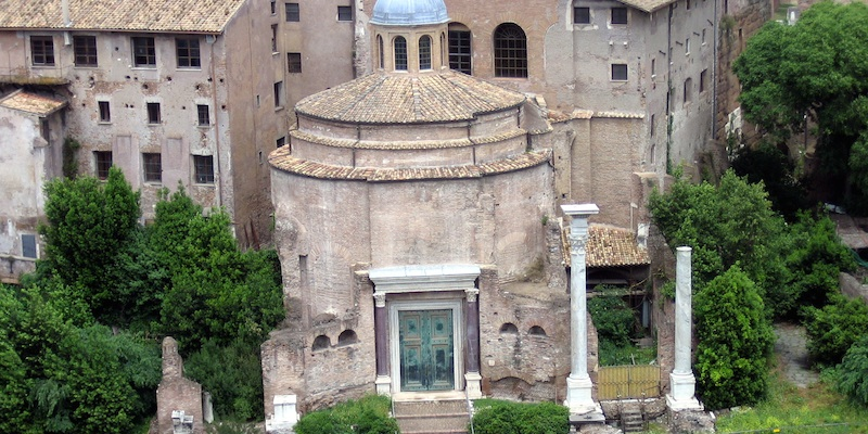 Basilica dei SS. Cosma e Damiano