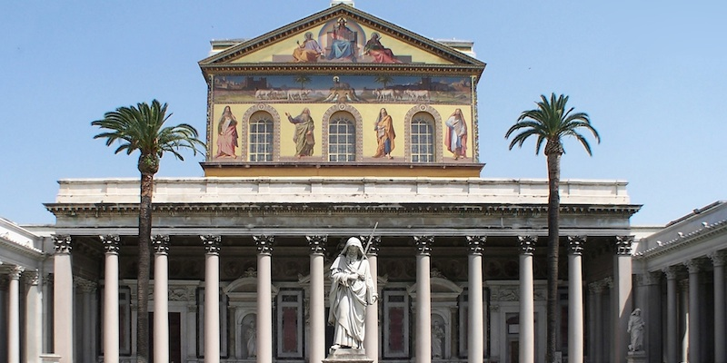 St. Paul's Basilica outside the Walls