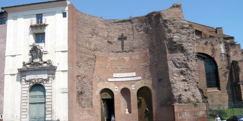 Basilica of Santa Maria degli Angeli and Martyrs