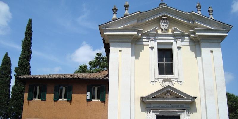 Domine Quo Vadis (St. Mary in Palmis)