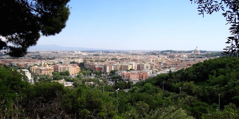 Monte Mario - Parco Mellini