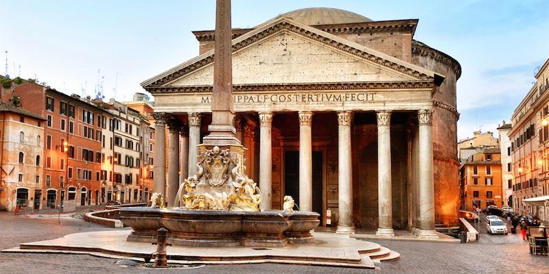 Piazza della Rotonda (del Pantheon)