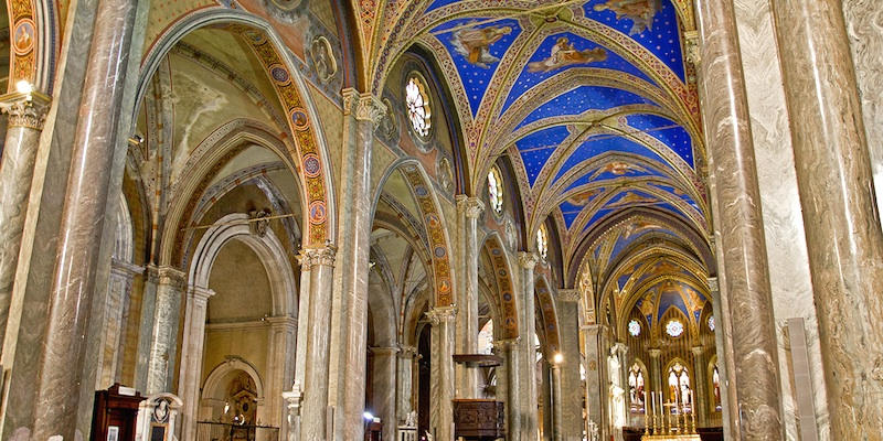 Santa Maria above Minerva
