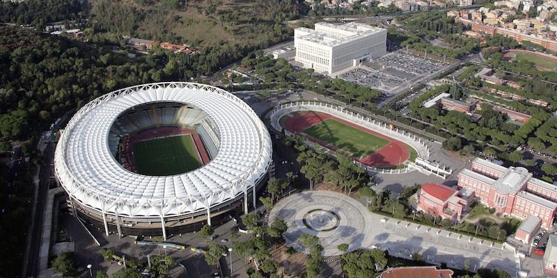 Olympic Stadium - Rome | ZonzoFox