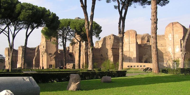 Caracalla's thermal baths
