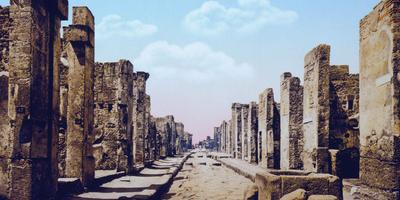 From Rome: Day Trip to Pompeii and Naples
