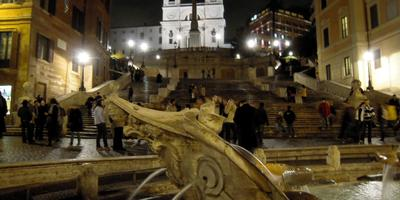 Rome Illuminations Evening Tour by Private Car