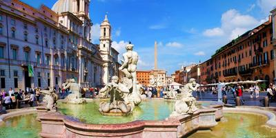 Walking Tour of Rome