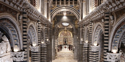 Must see attractions in Siena