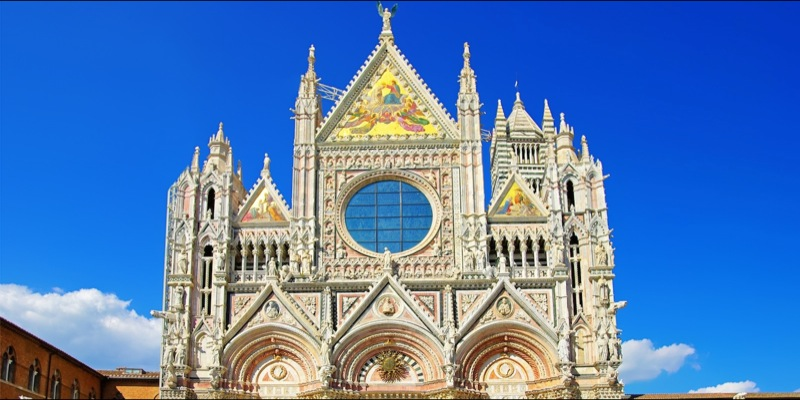Attractions in Siena