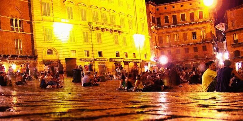 Movida in Siena