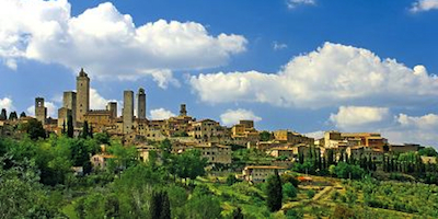 Trips near Siena