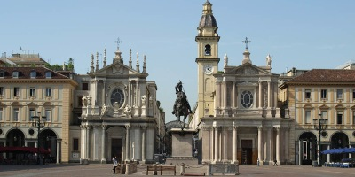 Must see attractions in Turin