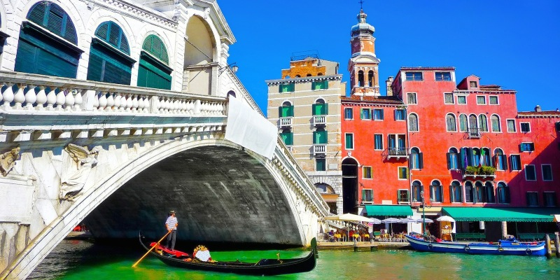 Attractions in Venice