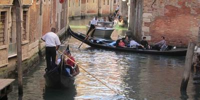 Venice: 30-Minute Gondola Ride Through the Lagoon City