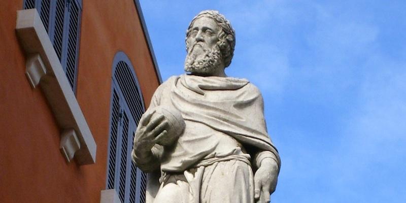 Statues in Verona
