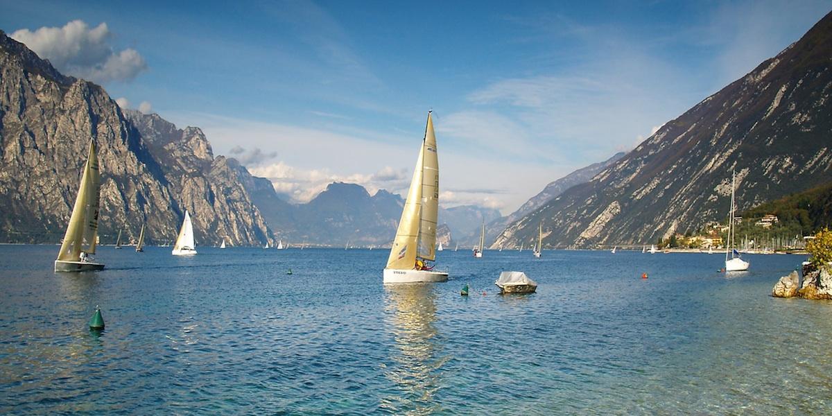 Garda Lake – South