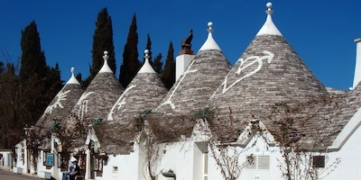 Guide of Alberobello