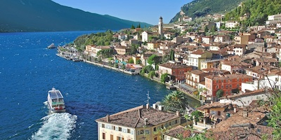 Guide of Garda Lake – North