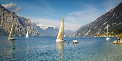 Guide of Garda Lake – South